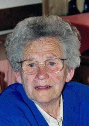 Portrait von Angela Stranner