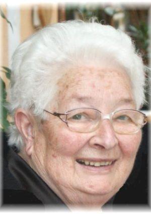 Portrait von Hedwig Kratzwald