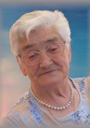 Portrait von Hermelinde Strasser geb. Faller