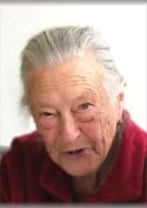 Portrait von Hilda Meißnitzer vlg. Koch