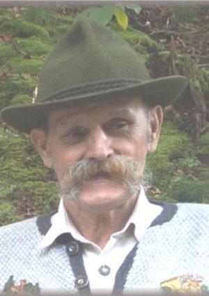 Portrait von Josef Wegscheider