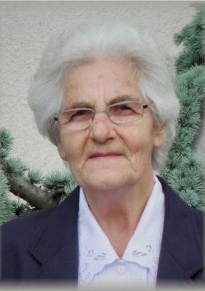 Portrait von Herta Unterwandling geb. Winkler