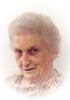 Portrait von Hermine Penker geb. Oberlerchner