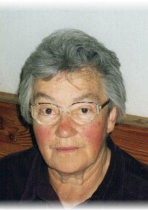 Portrait von Maria Strasser geb. Possegger