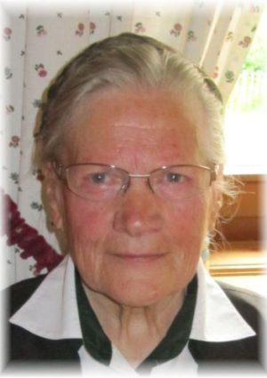 Portrait von Flora Feistritzer Mühlbachermutter