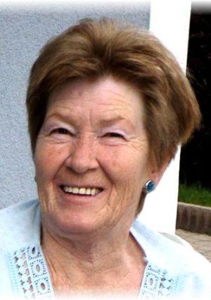 Portrait von Margot Feistritzer