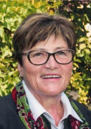 """Portrait von Erika Gasser ,,Blasibäurin"""""""