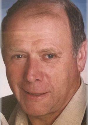 Portrait von Franz Gruber